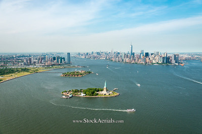 Aerial Photography New York City