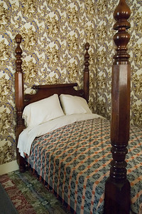 Abraham Lincoln's bed