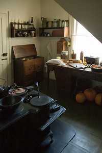 Kitchen, Abraham Lincoln's house