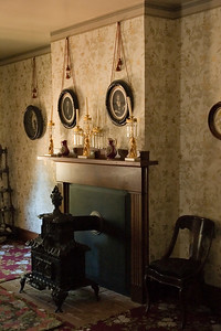 Front parlor, Abraham Lincoln's house