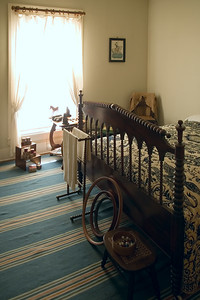 The boys' room, Abraham Lincoln's house
