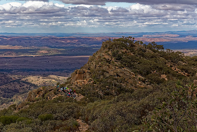 Lunch Break, Wilpena Pound 2892