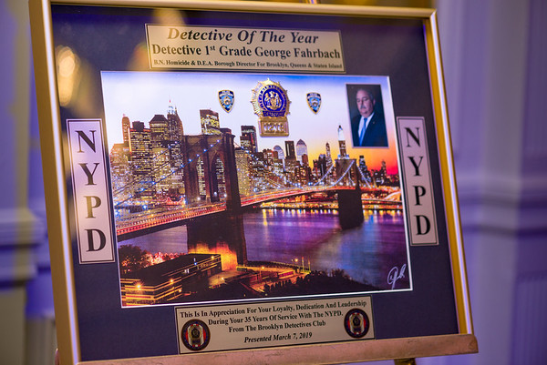 Detectives Bureau Brooklyn North Dinner Dance 2019