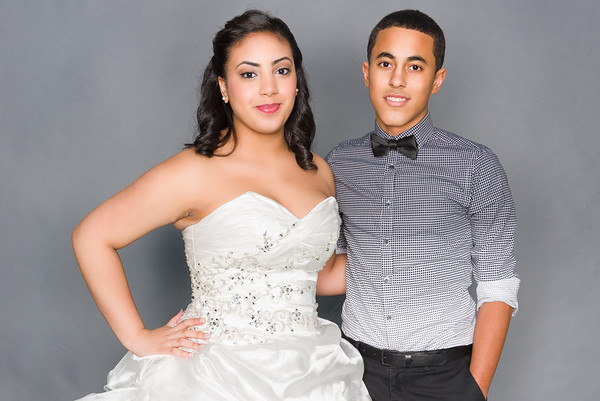 Sister and Brother sweet 16 Gallery