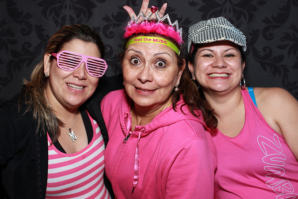 60th Birthday Zumba Themed for Mami