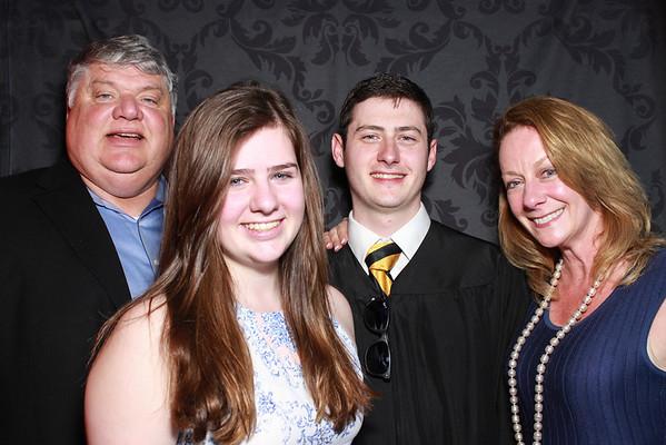 Rob Kimball's CU Graduation Party