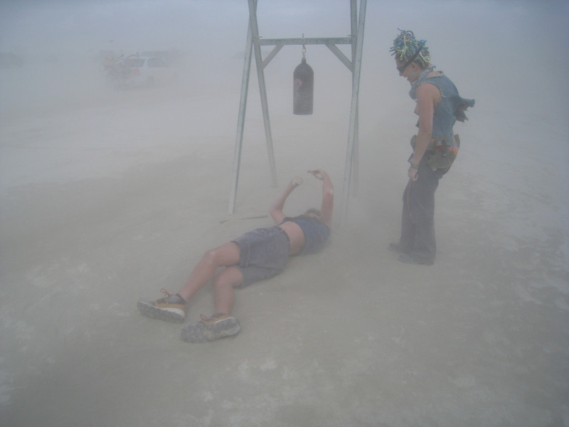 033-virgin Kailin baptismal in the playa dust