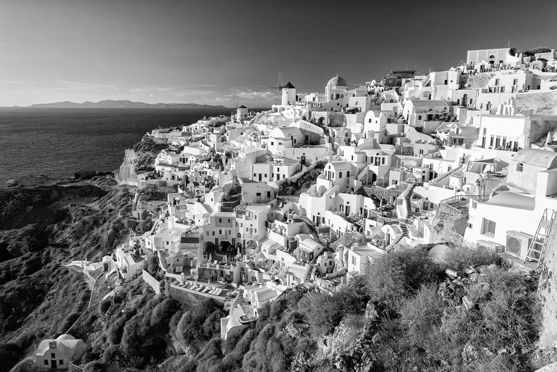 The photogenic Oia
