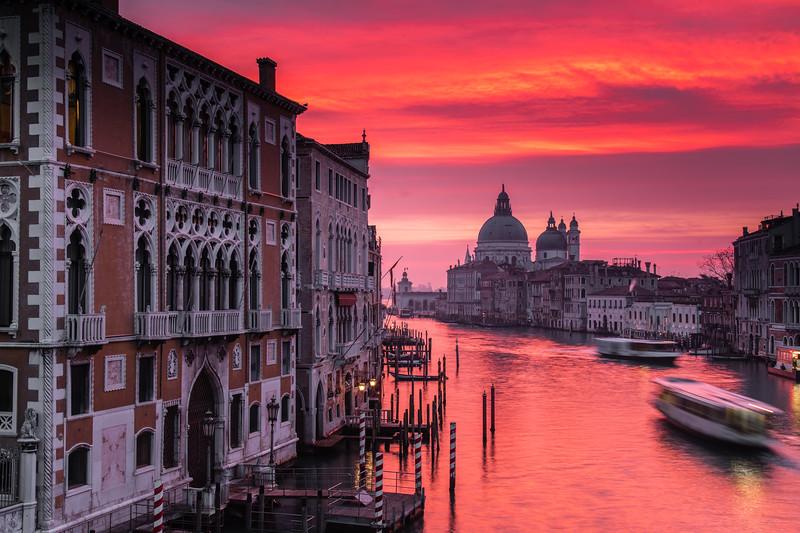 Venetian sunrise