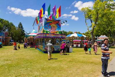 Alameda County Fair 2013 - Pleasanton, CA, USA