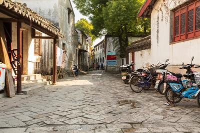 Tong Li Historical Town (同里). Jiangsu, China (江苏,中国)