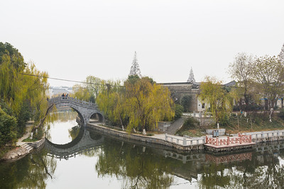 Sanhe Ancient Town (三河古镇). Sanhe, Anhui, China (三河,安徽,中国)