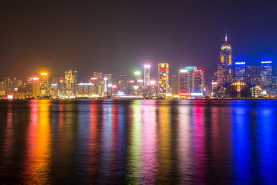 Victoria Harbour - Hong Kong, China S.A.R. (香港特区)