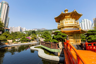 Nan Lian Garden (南蓮園池) - Hong Kong, China S.A.R. (香港特区)
