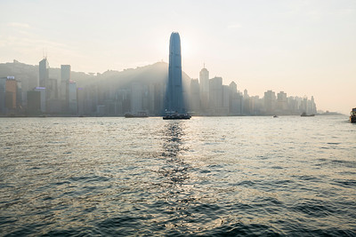 Two International Finance Centre (Center). Victoria Harbour - Hong Kong, China S.A.R. (香港特区)