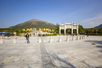 Po Lin Monastery (宝莲禅寺) - Hong Kong, China S.A.R. (香港特区)