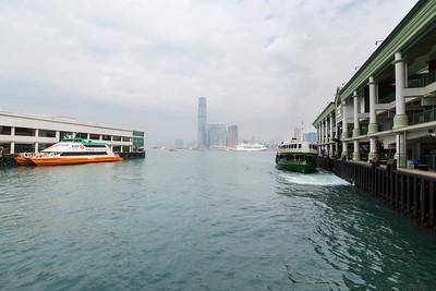 Pier 7 - Hong Kong, China S.A.R. (香港特区)