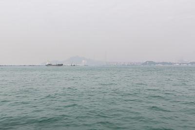 Ferry to Cheung Chau Island (長洲岛) - Hong Kong, China S.A.R. (香港特区)