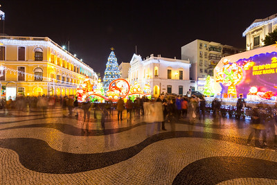 Senado Square - Macau, China S.A.R (澳门特区)