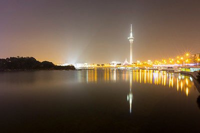 Nam Van Lake/Macau Tower - Macau, China S.A.R (澳门特区)