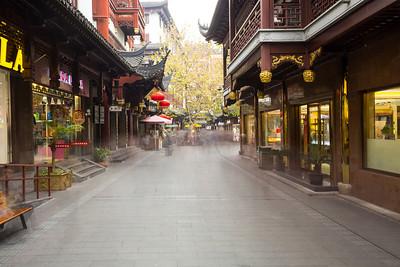 Shanghai Town God's Temple (上海城隍庙)/Yu Garden (豫园) - Shanghai, China (上海,中国)