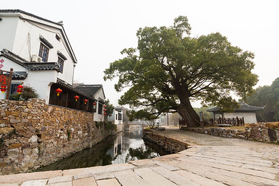 Mingyue Historic Town (明月谷村) - Taihu Lake (太湖) - Suzhou, Jiangsu, China (苏州,江苏,中国)