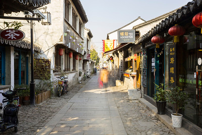 Ping Jiang Road (平江路) - Suzhou, Jiangsu, China (苏州,江苏,中国)