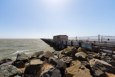 Berkeley Pier - Berkeley, CA, USA