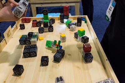 Cubelets by Modular Robotics. Consumer Electronics Show (CES) 2015 - Las Vegas, NV, USA