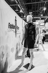 Electronic Fashion Ware. Consumer Electronics Show (CES) 2015 - Las Vegas, NV, USA