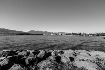 Kitsilano Beach Park - Vancouver, BC, Canada