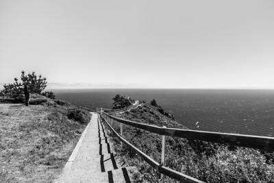 Muir Beach Overlook - Golden Gate National Recreation Area - Muir Beach, CA