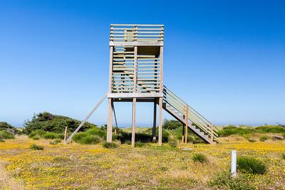Gold Beach Resort and South Beach Park. Gold Beach, OR, USA