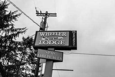Wheeler On The Bay Lodge. Wheeler, OR, USA