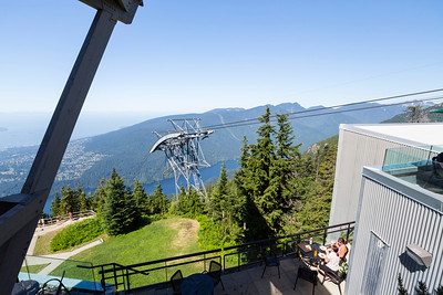 Grouse Mountain - North Vancouver, BC, Canada