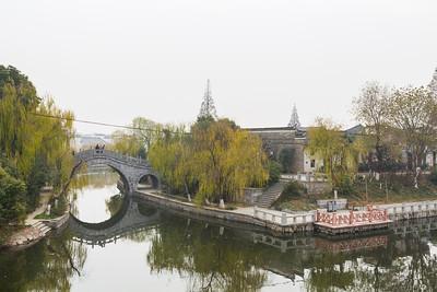 Sanhe Ancient Town (三河古镇). Sanhe, Anhui, China (三河,安徽,中国)