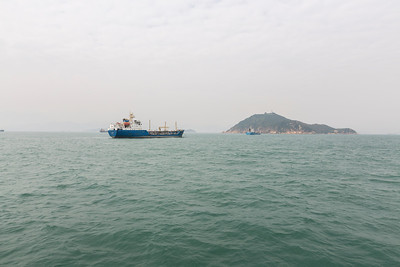 Ferry to Cheung Chau Island (長洲岛) - Hong Kong, China S.A.R. (香港特区)