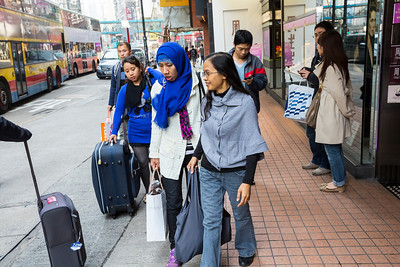 Muslim Community. Hennessy Road - Hong Kong, China S.A.R. (香港特区)