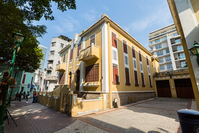 Lilau Square - Macau, China S.A.R (澳门特区)