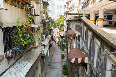 Near Lilau Square - Macau, China S.A.R (澳门特区)