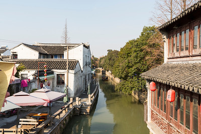 Ping Jiang Road (平江路) - Suzhou, Jiangsu, China (苏州,江苏,中国)