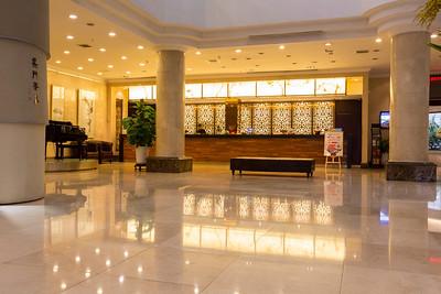 Suzhou Central Hotel. Suzhou, Jiangsu, China (苏州,江苏,中国)
