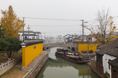 Tiger Hill (虎丘). Suzhou, Jiangsu, China (苏州,江苏,中国)