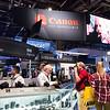 Canon. Consumer Electronics Show (CES) 2015 - Las Vegas, NV, USA