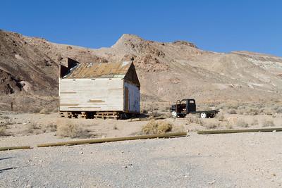 Rhyolite Mercantile. Rhyolite Ghost Town - Rhyolite, NV