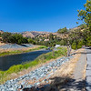 Alameda Creek. Alameda Creek Trail - Fremont, CA, USA