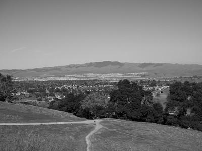 Oak Tree Trail. Pleasanton Ridge Regional Park - Sunol, CA, USA