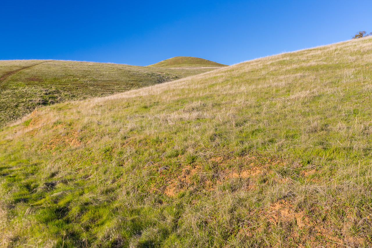 Thermalito Trail - Pleasanton Ridge Regional Park - Sunol, CA, USA