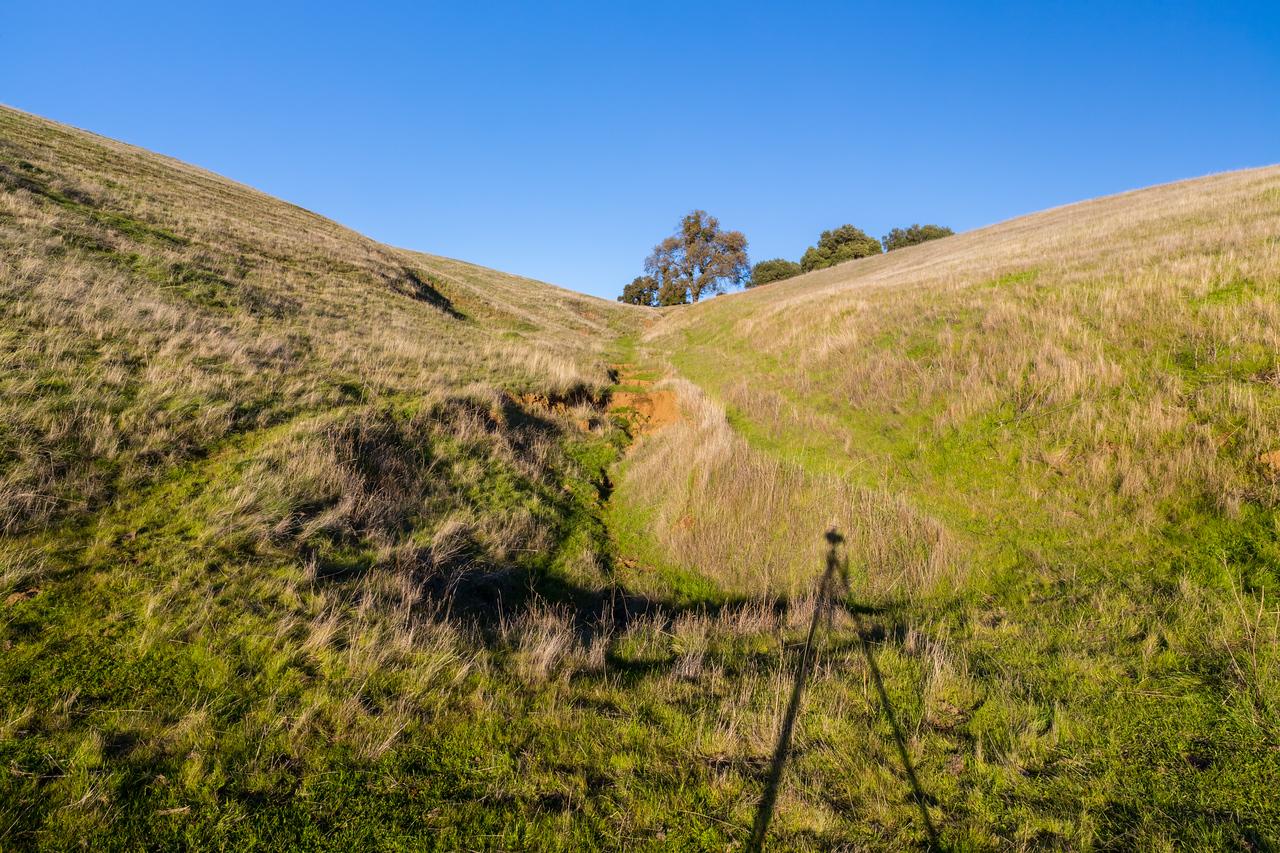 Thermalito Trail - Pleasanton Ridge Regional Park - Sunol, CA, USA