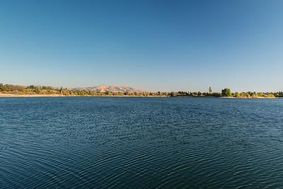Fishing Pier. Quarry Lakes Regional Park - Fremont, CA, USA